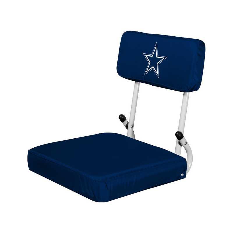 609-94: Dallas Cowboys Hardback Seat