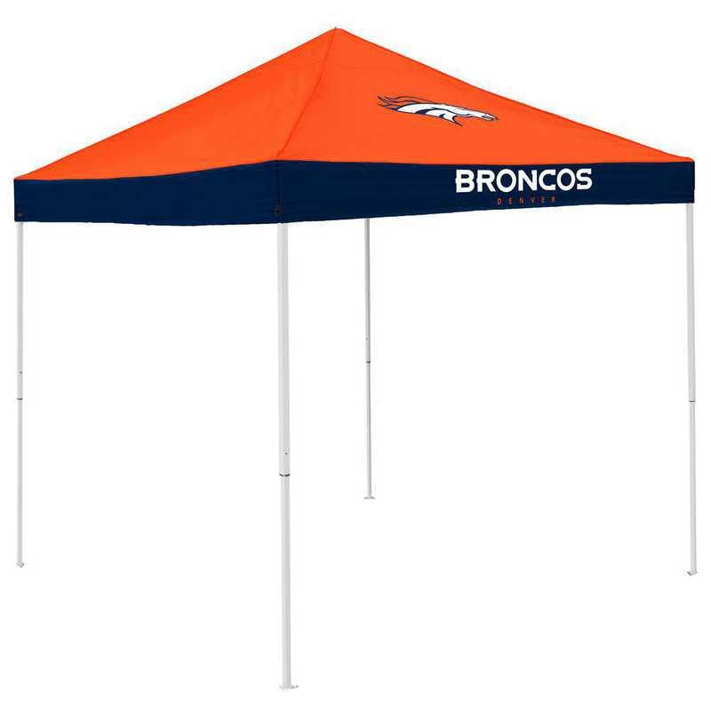 610-39E: Denver Broncos Economy Canopy