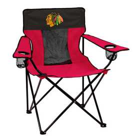 807-12E: Chicago Blackhawks Elite Chair