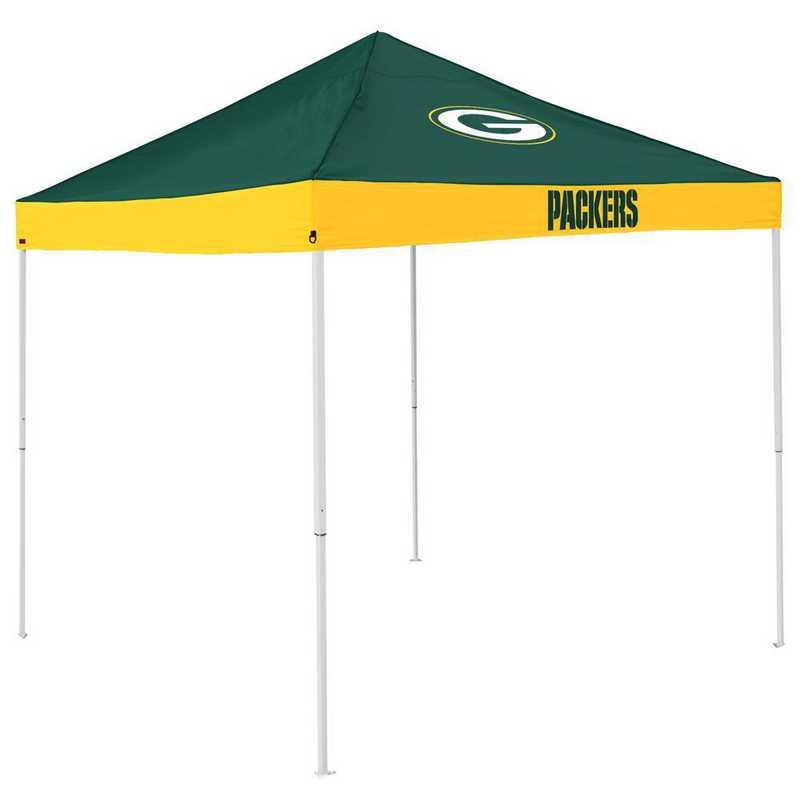 612-39E: Green Bay Packers Economy Canopy