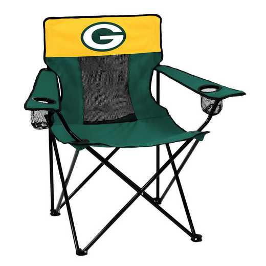 612-12E: Green Bay Packers Elite Chair