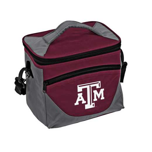219-55H: NCAA TX A&M Halftime Lunch Cooler