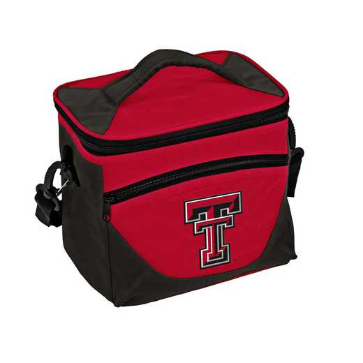 220-55H: NCAA TX Tech Halftime Lunch Cooler