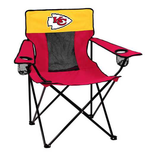 616-12E: Kansas City Chiefs Elite Chair