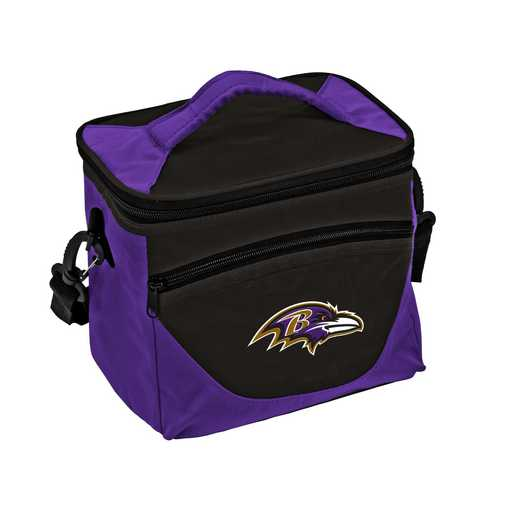 603-55H: Baltimore Ravens Halftime Lunch Cooler