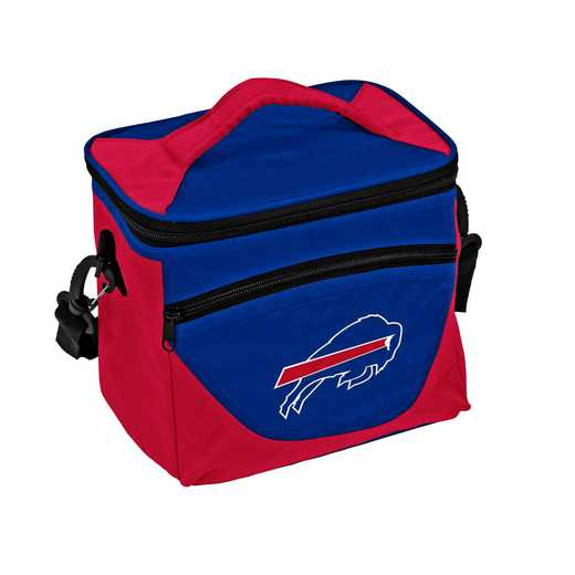 604-55H: Buffalo Bills Halftime Lunch Cooler