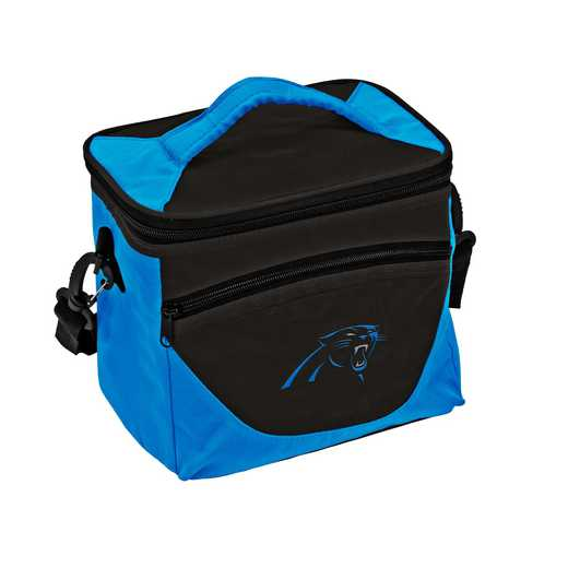 605-55H: Carolina Panthers Halftime Lunch Cooler