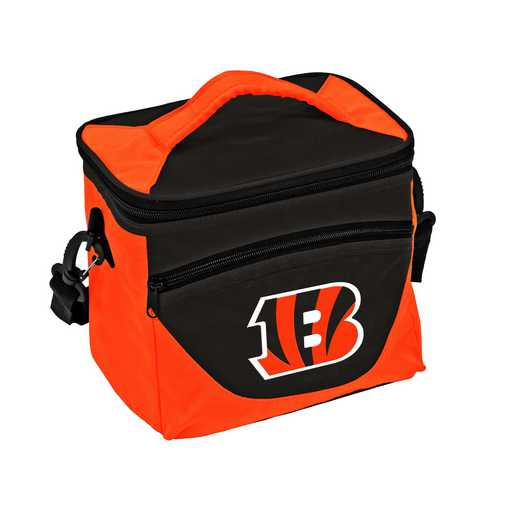 607-55H: Cincinnati Bengals Halftime Lunch Cooler