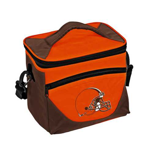 608-55H: Cleveland Browns Halftime Lunch Cooler