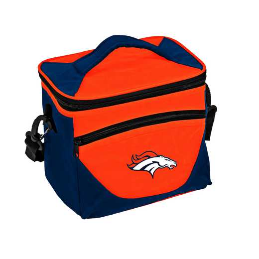 610-55H: Denver Broncos Halftime Lunch Cooler