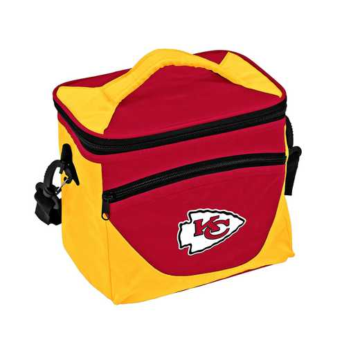 616-55H: Kansas City Chiefs Halftime Lunch Cooler