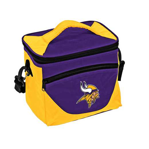 618-55H: Minnesota Vikings Halftime Lunch Cooler