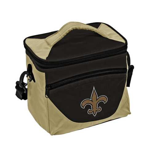 620-55H: New Orleans Saints Halftime Lunch Cooler