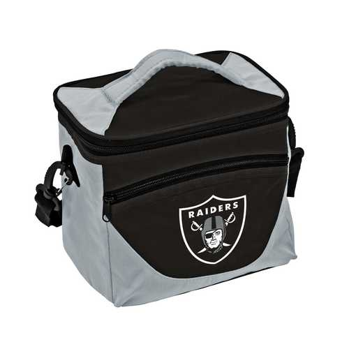 623-55H: Oakland Raiders Halftime Lunch Cooler