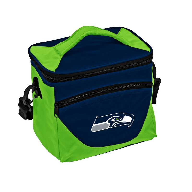 628-55H: Seattle Seahawks Halftime Lunch Cooler