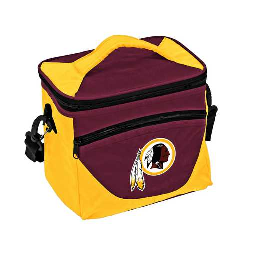 632-55H: Washington Redskins Halftime LunchCooler