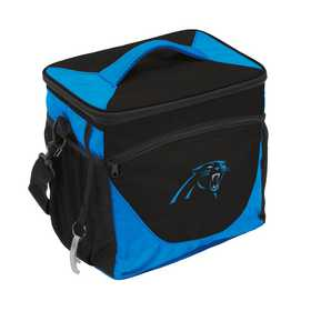 605-63: Carolina Panthers 24 Can Cooler