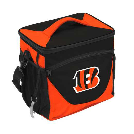 607-63: Cincinnati Bengals 24 Can Cooler