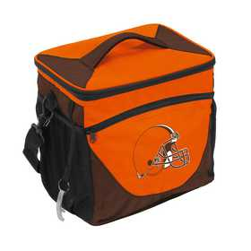 608-63: Cleveland Browns 24 Can Cooler