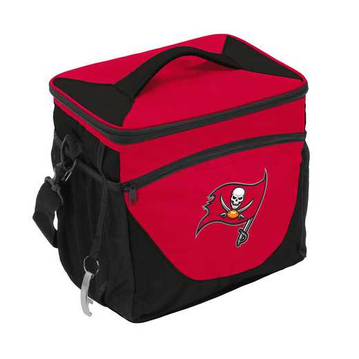 630-63: Tampa Bay Buccaneers 24 Can Cooler