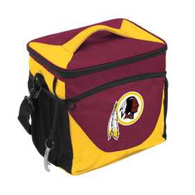 632-63: Washington Redskins 24 Can Cooler