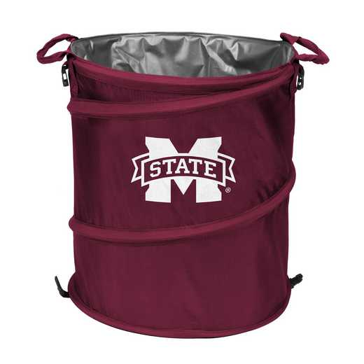 177-35: NCAA Mississippi State Cllpsble 3-in-1