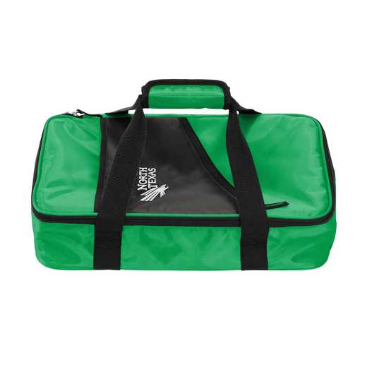 187-58C: NCAA North Texas Casserole Caddy
