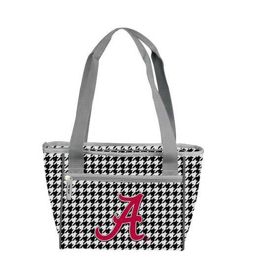 C1331-83: NCAA AlabamaHoundstooth 16CanCooler Tote
