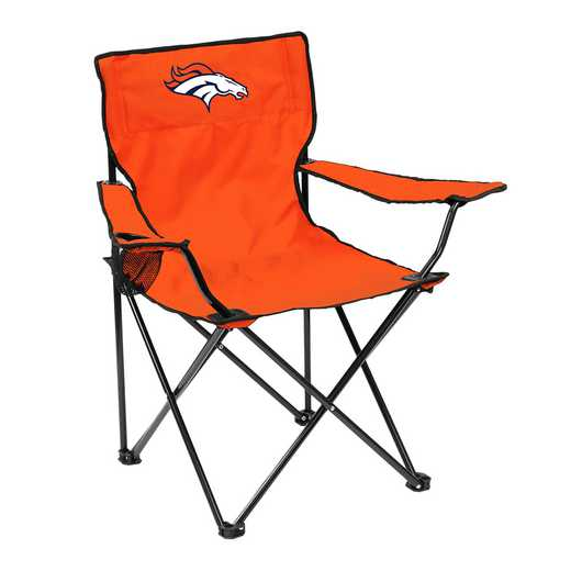 610-13Q: Denver Broncos Quad Chair