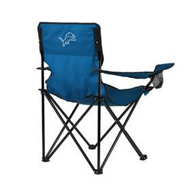 611-13Q-1: Detroit Lions 2017 Logo Quad Chair