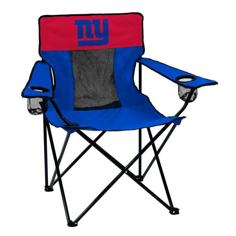Superb Ny Giants Pro Tailgate Outdoor Folding Chair Ocoug Best Dining Table And Chair Ideas Images Ocougorg