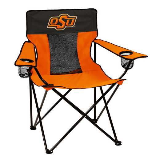 193-12E: OK State Elite Chair