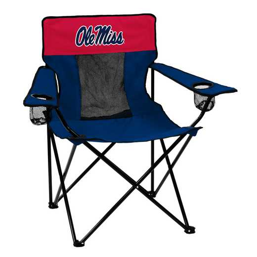 176-12E: Ole Miss Elite Chair
