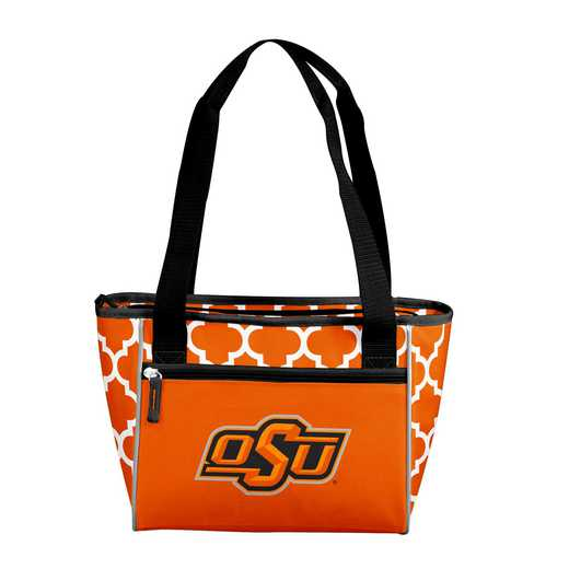 193-83-CR1: NCAA OK State Qrtrfl 16Can Cooler Tote