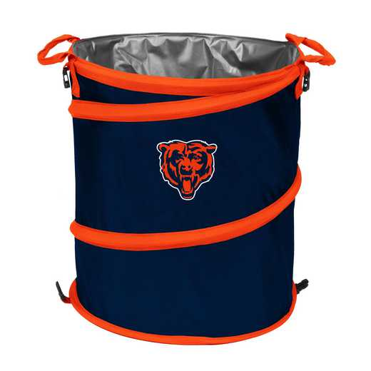 606-35: Chicago Bears Collapsible 3-in-1
