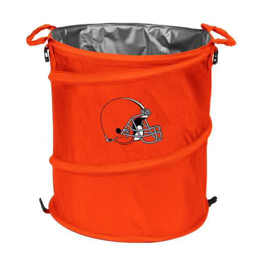 608-35: Cleveland Browns Collapsible 3-in-1