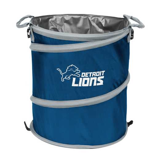 611-35-1: Detroit Lions 2017 Logo Collapsible 3-in-1