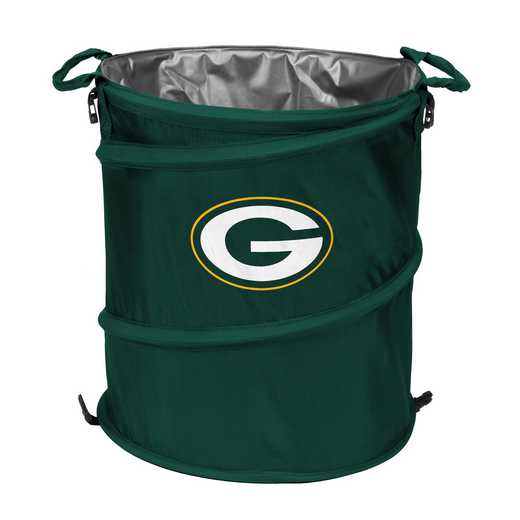 612-35: Green Bay Packers Collapsible 3-in-1