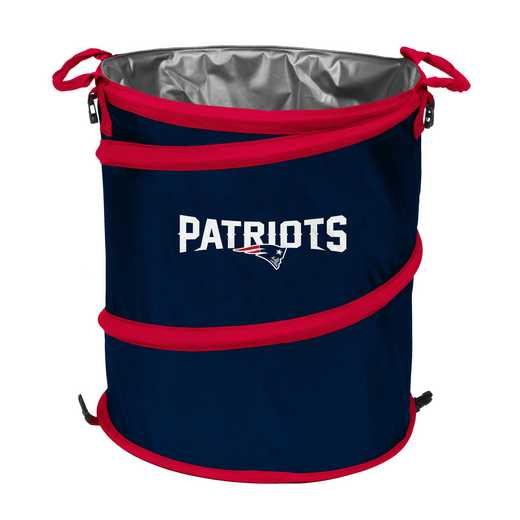 619-35: New England Patriots Collapsible 3-in-1
