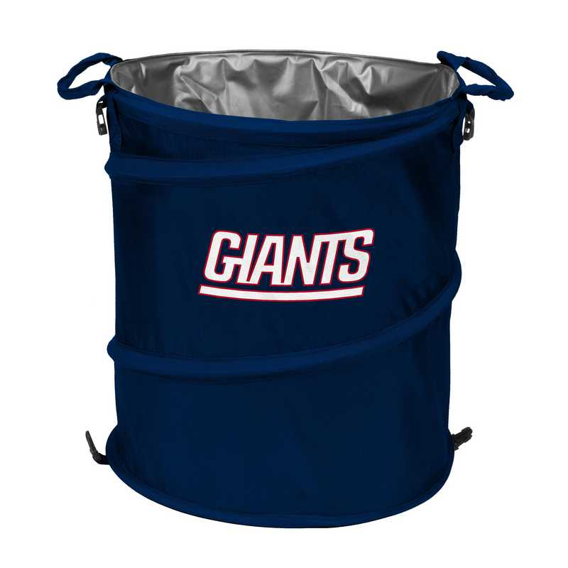 Ny Giants Collapsible Cooler Can Storage Container
