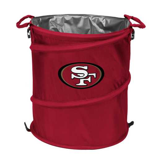 627-35: San Francisco 49ers Collapsible 3-in-1