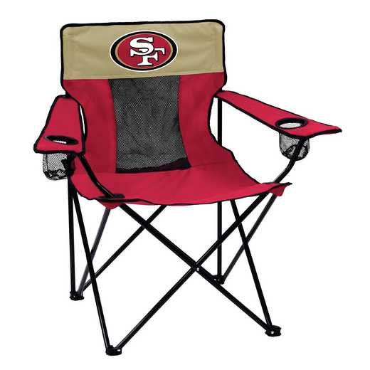 627-12E: San Francisco 49ers Elite Chair