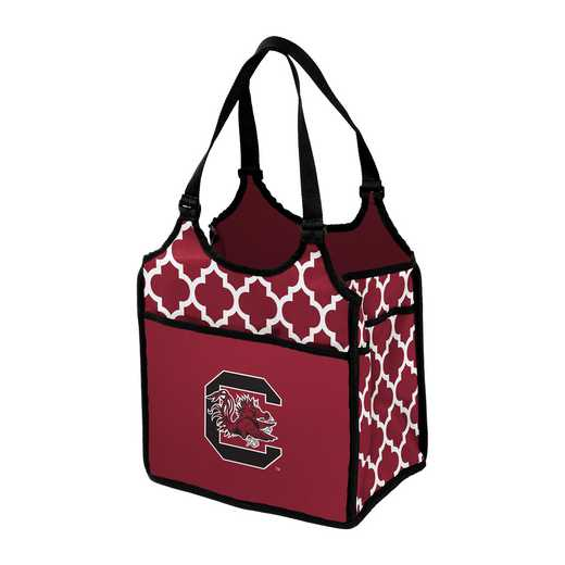 208-58TQF: South Carolina Quatrefoil Tandem Cooler