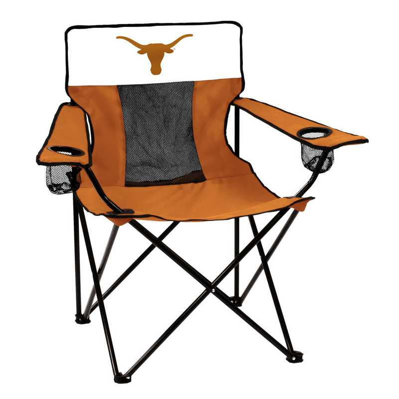 Brilliant Texas Longhorns Pro Tailgate Outdoor Folding Chair Machost Co Dining Chair Design Ideas Machostcouk