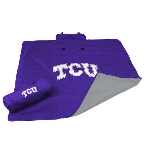 215-73: TCU All Weather Blanket