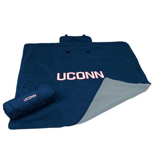226-73: UConn All Weather Blanket