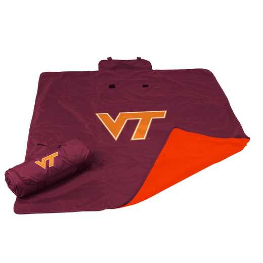 235-73: VA Tech All Weather Blanket