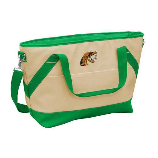 137-81B: Florida A&M Brentwood Cooler Tote