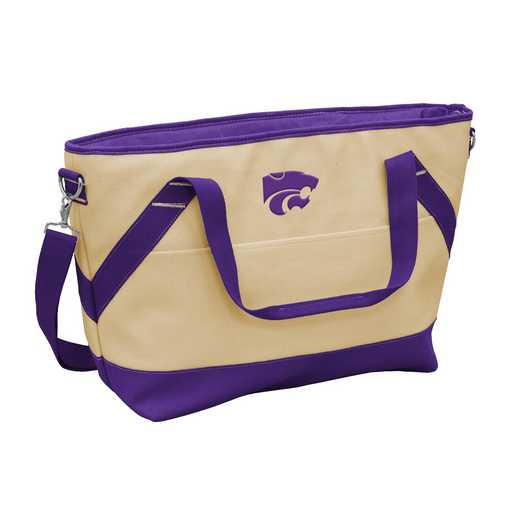 158-81B: KS State Brentwood Cooler Tote