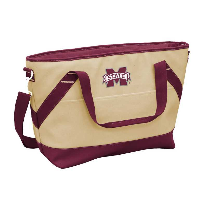 177-81B: Mississippi State Brentwood Cooler Tote